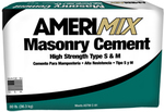 Masonry cement hor sized