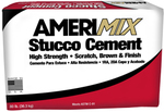 Stucco cement hor sized