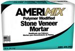 Stone veneer morter hor sized