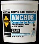 Anchor cement